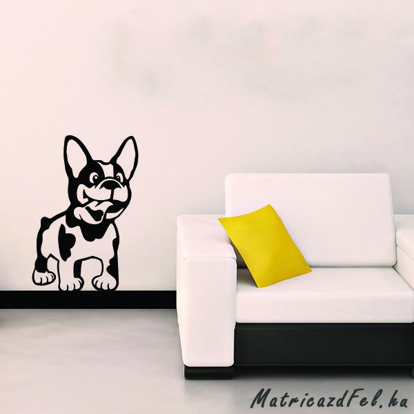 francia-bulldog-matrica20