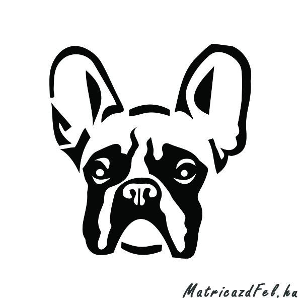 francia-bulldog-matrica29