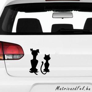 Kutya macska matrica