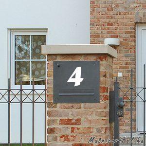 Házszám matrica 3