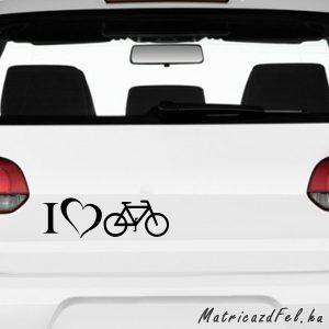 Biciklis matrica 4