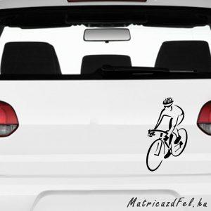Biciklis matrica 12
