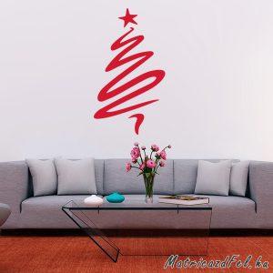 karácsonyfa matrica 2