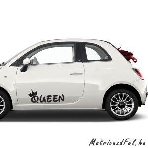 queen autómatrica