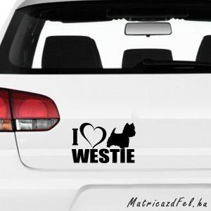 Westie matrica