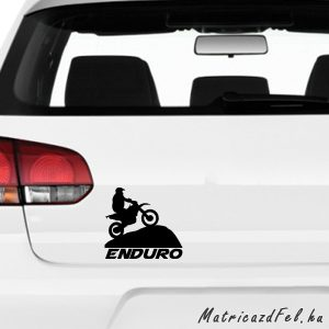 enduro matrica