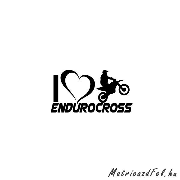 endurocross-matrica